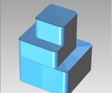 3DCADによる成形