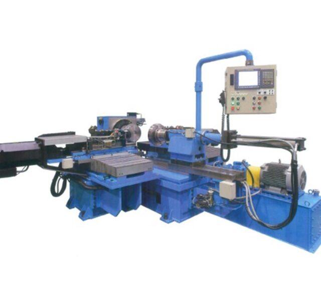 CNC5軸制御サーボモーター方式スピニングマシン(社内テスト機)