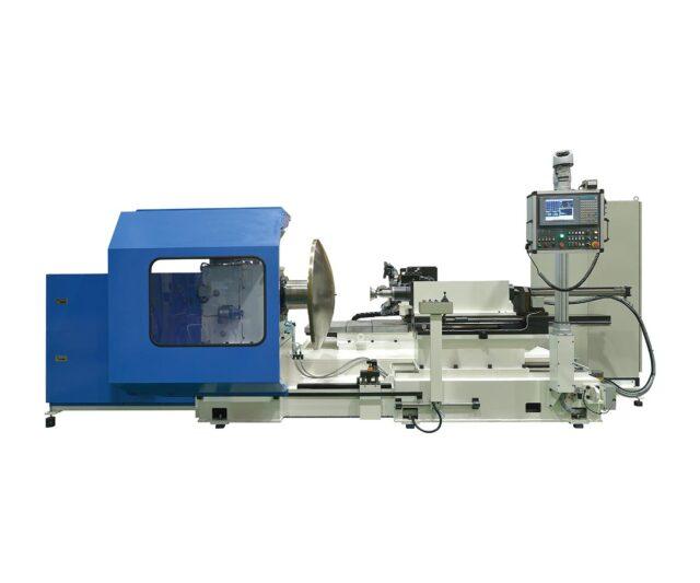 プレイバック式ティーチング・CNCスピニングマシン(T1500)